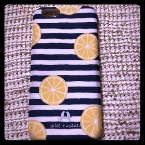Chloe + Isabel IPhone 6/6s case
